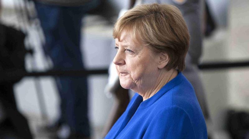Germany not out of woods on coronavirus, says Merkel