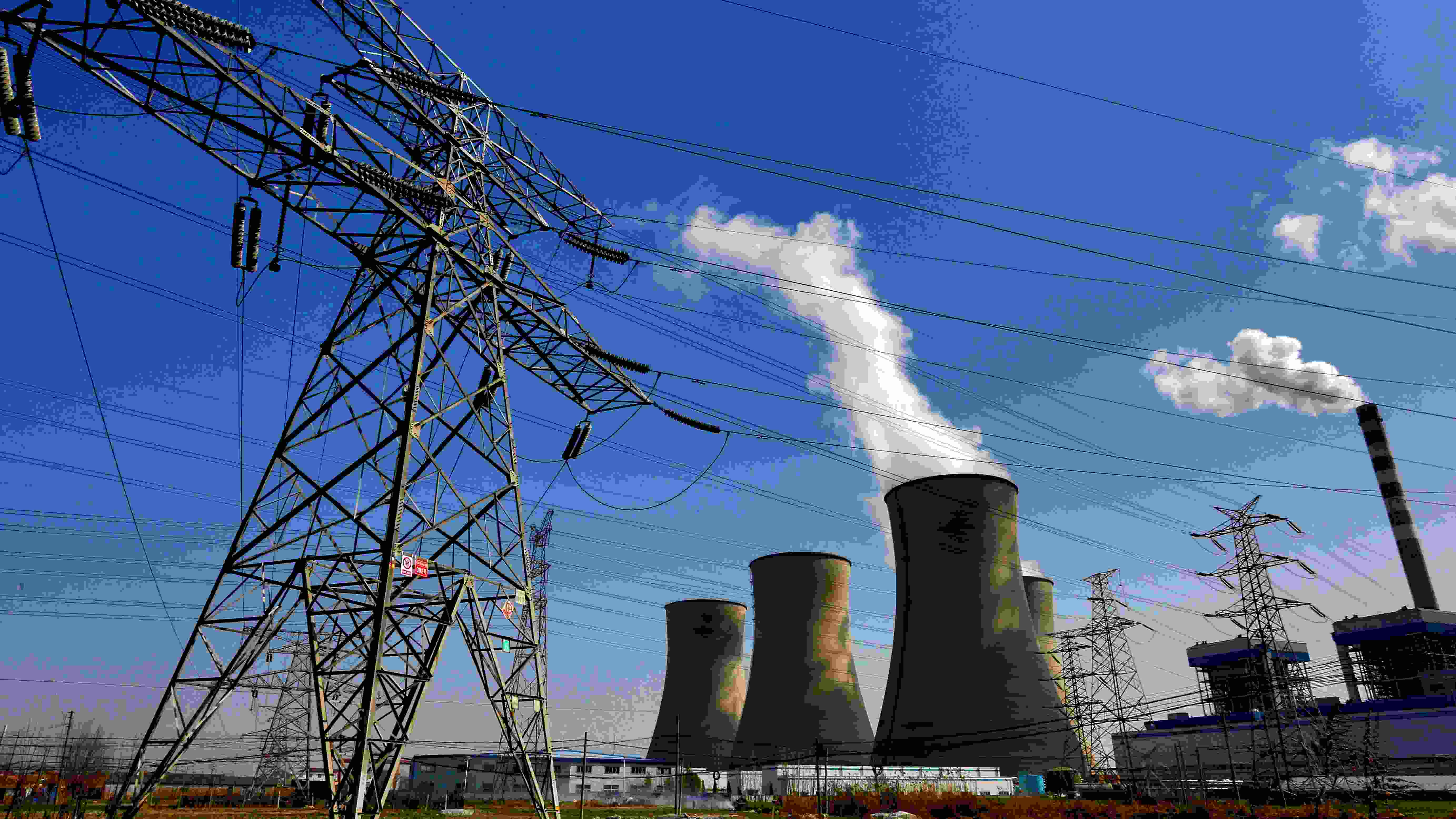 China power use recovers in March