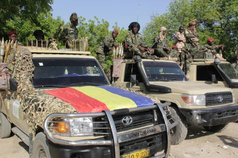 44 jihadists found dead in Chad prison: prosecutor