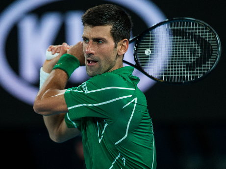 Djokovic says tennis 'big three' plan to help lowest-ranked players