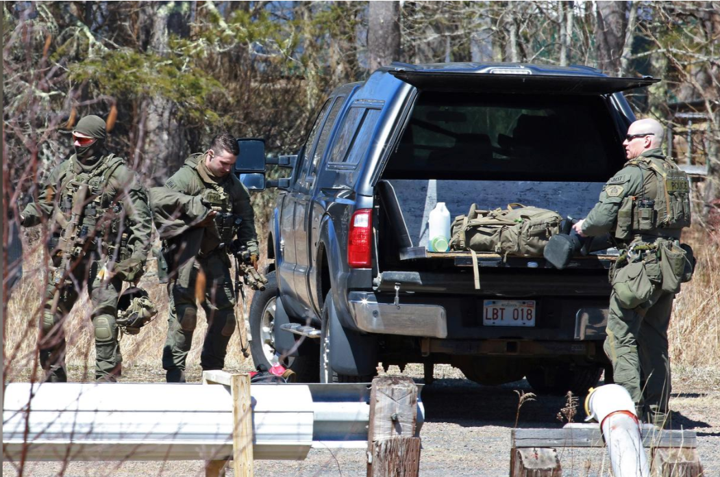 At least 16 killed in Canada's worst-ever shooting rampage