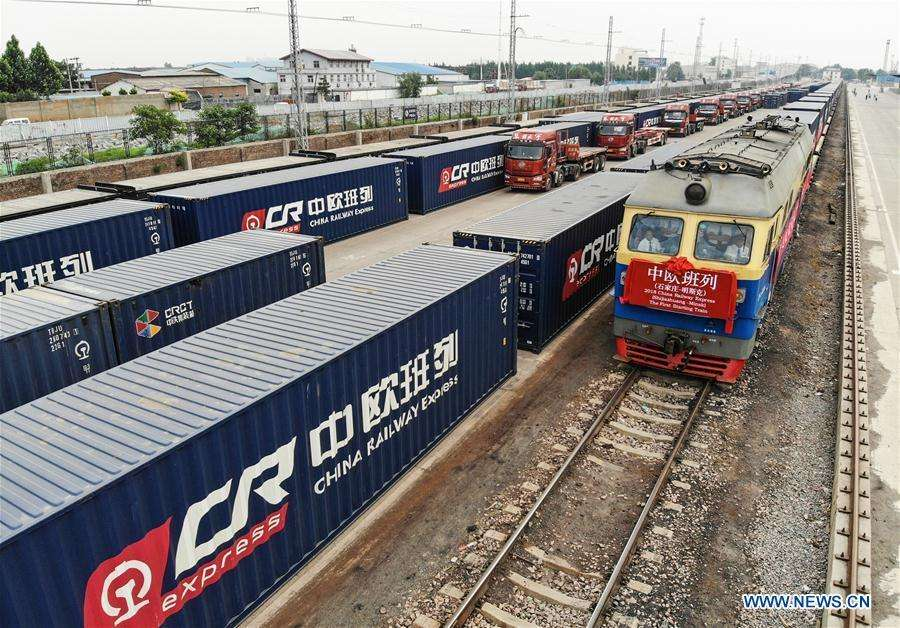 Reasons behind significant growth of China-Europe Railway Express in Q1