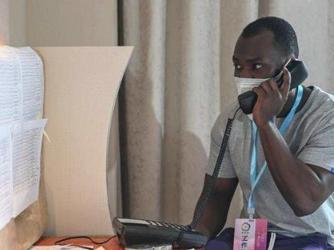 African student works as COVID-19 volunteer in Guangzhou