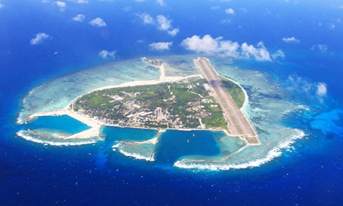 Names of islands,reefs in South China Sea released