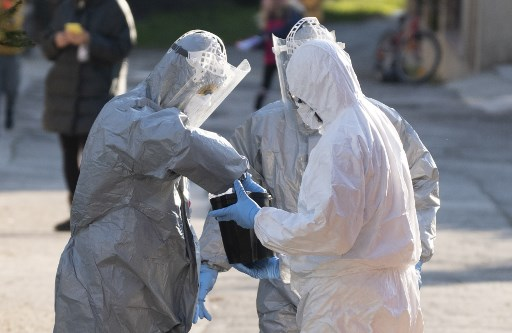 Germany's coronavirus cases surpass 140,000, fatality rate at 3.1 pct