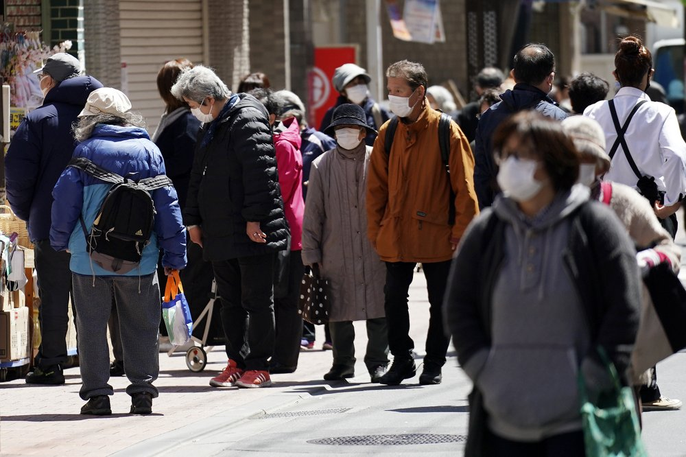 The latest: COVID-19 outbreak worldwide (Updated April 20)