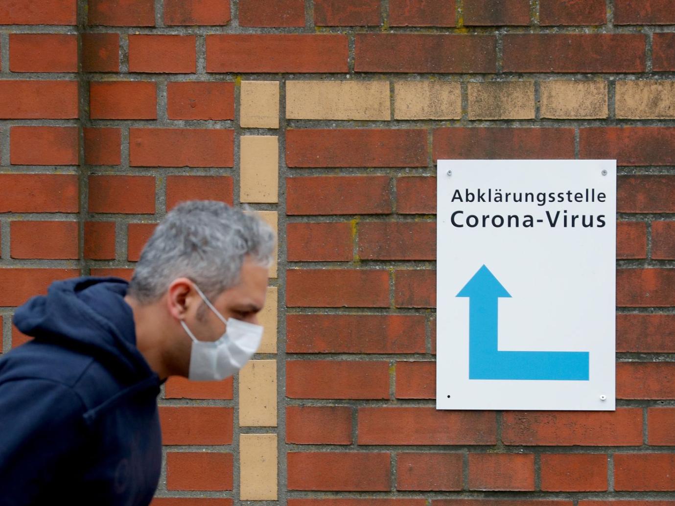 Face masks becoming mandatory across Germany