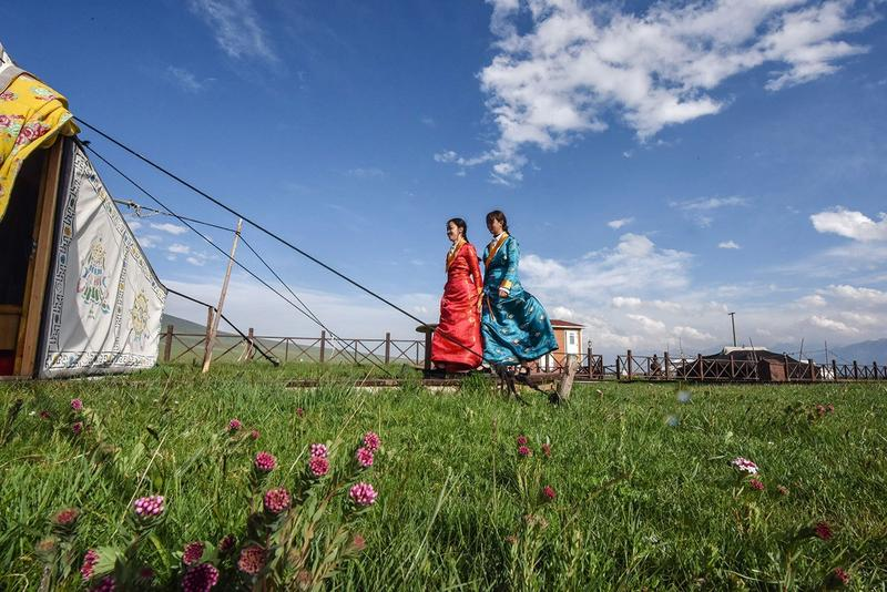 Qinghai lifts all counties and people out of poverty