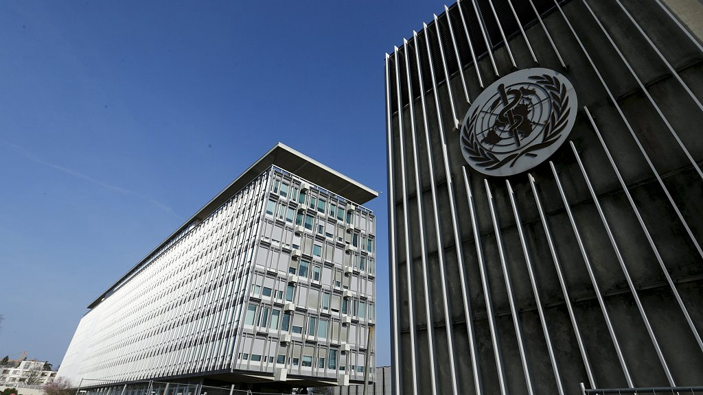 China reiterates support for WHO: spokesperson