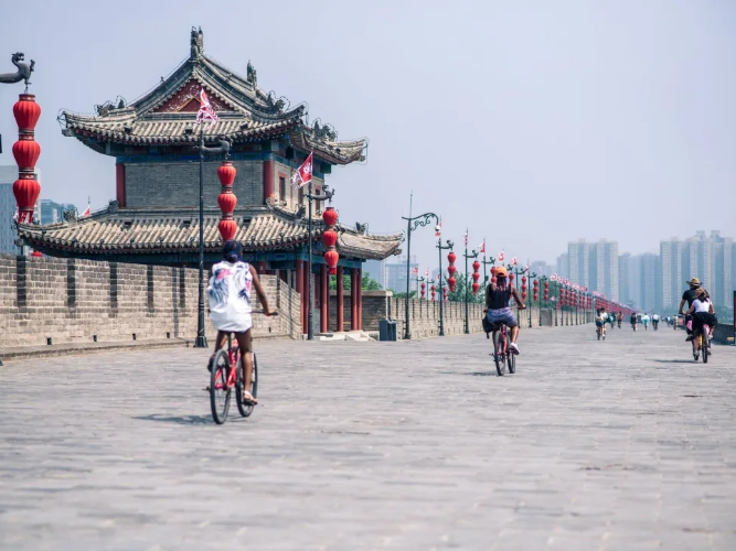 Zoom in on Shaanxi: So Many Tourism Attractions
