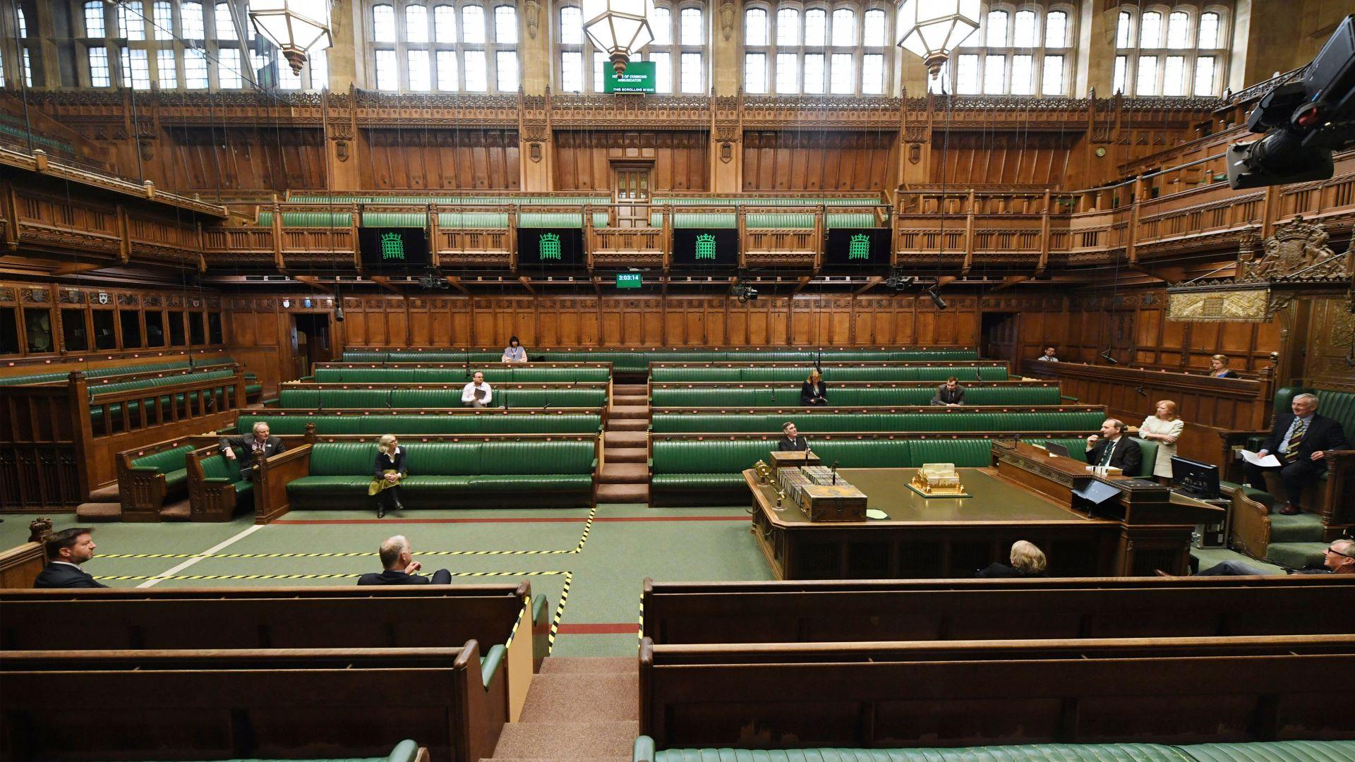 UK Parliament to hold virtual debates amid virus lockdown