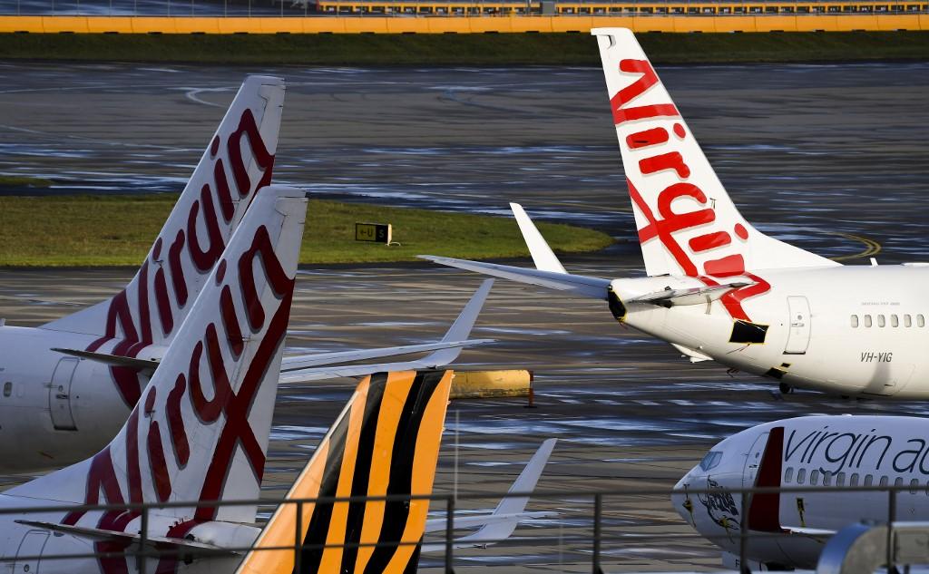Virgin Australia collapses under coronavirus strain