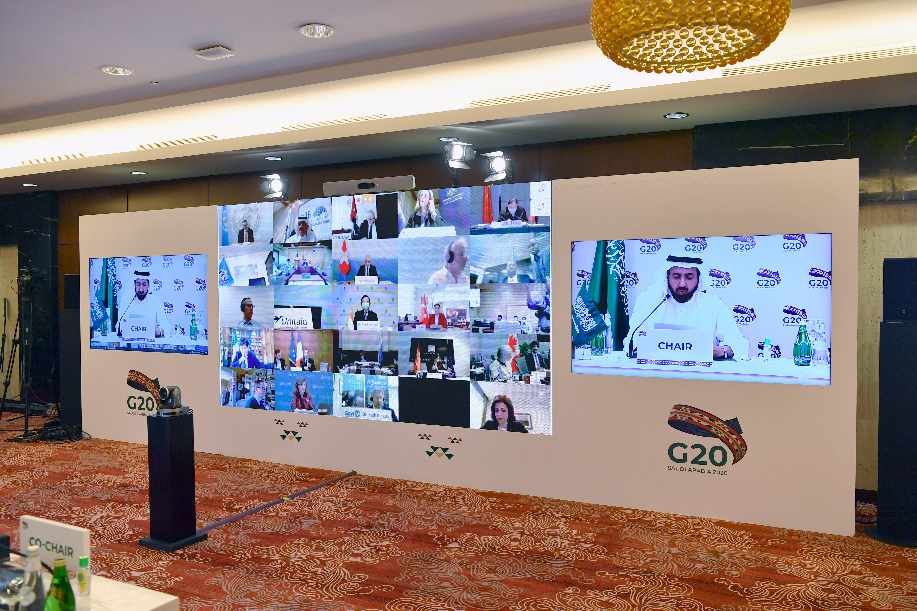 G20 health ministers support WHO' leading role in fight against COVID-19