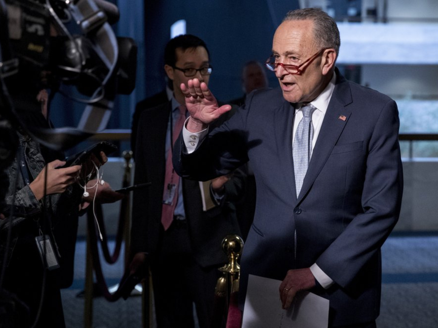 Democrat says new deal reached on US small businesses funding