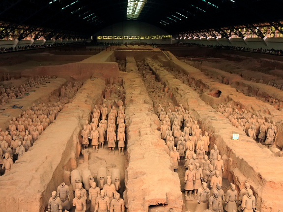 Zoom in on Shaanxi: A Paradise For History Fans