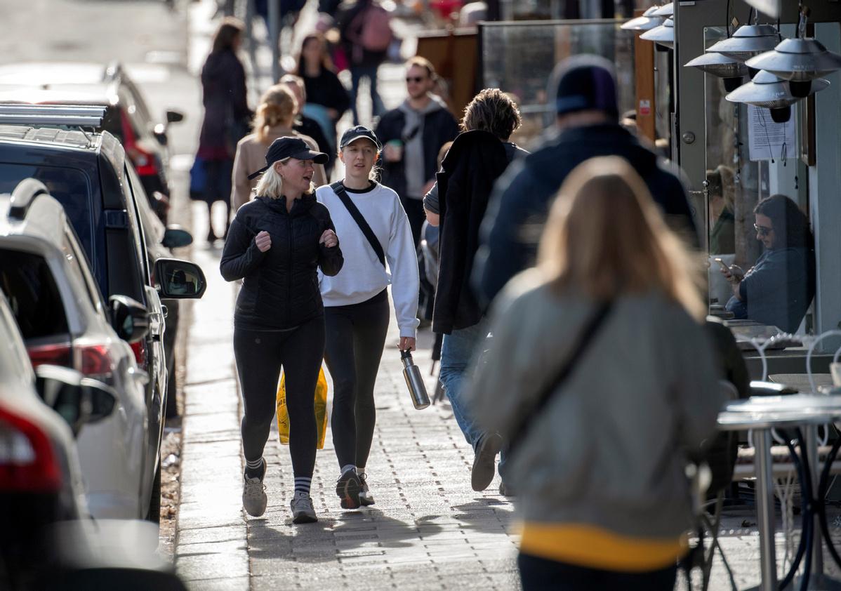 Sweden says 'herd immunity' very close