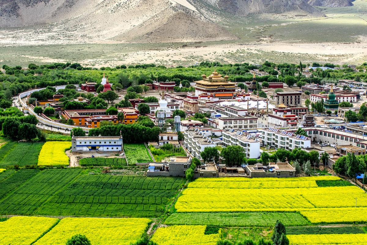 Tibet's Lhokha reopens outdoor tourist sites