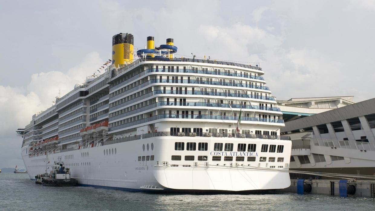 34 crew have virus on cruise ship docked for repairs in Japan