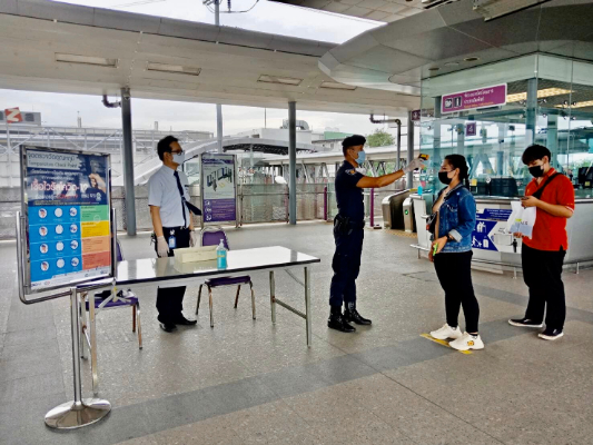 Thailand COVID-19 cases rise to 2,826, 15 new infections