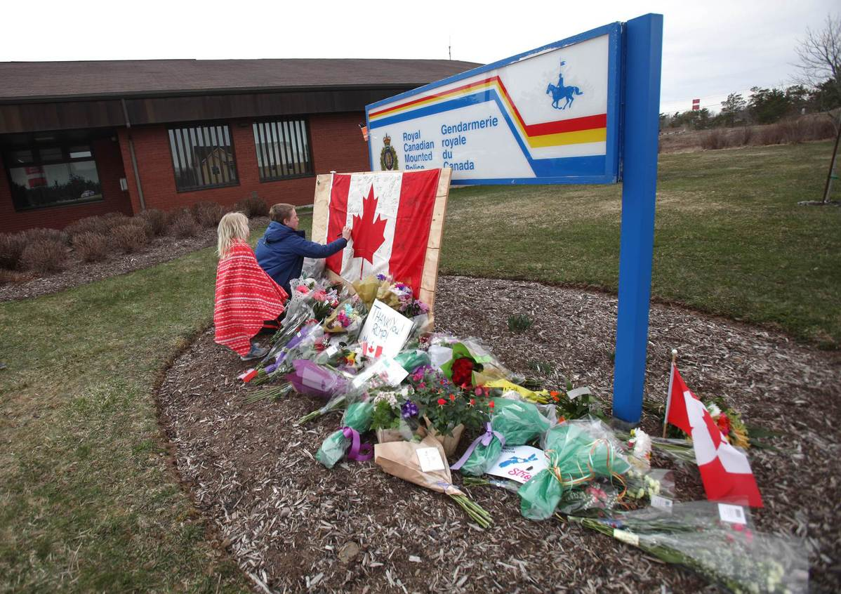 Death toll reaches 22 in Canada's deadliest shooting
