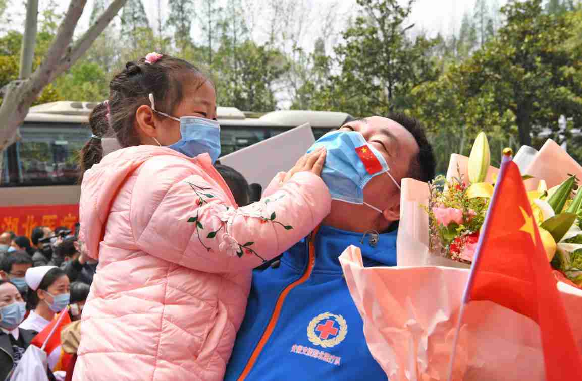 China's cherishing of life manifests beauty of human nature