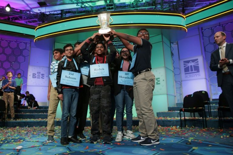 US cancels spelling bee finals for first time since WWII