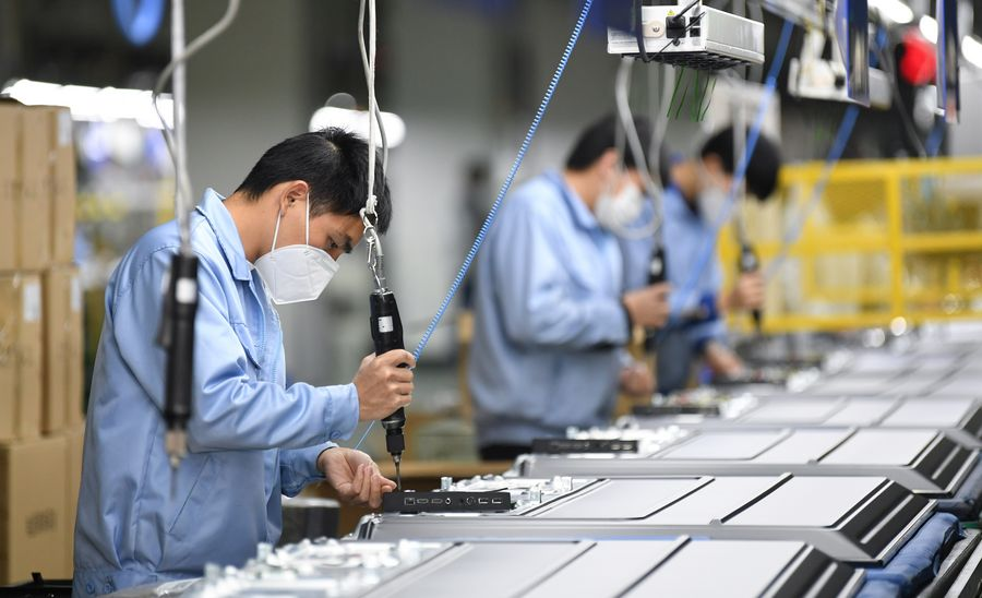 China seeks to boost industrial chain resilience amid COVID-19 strains