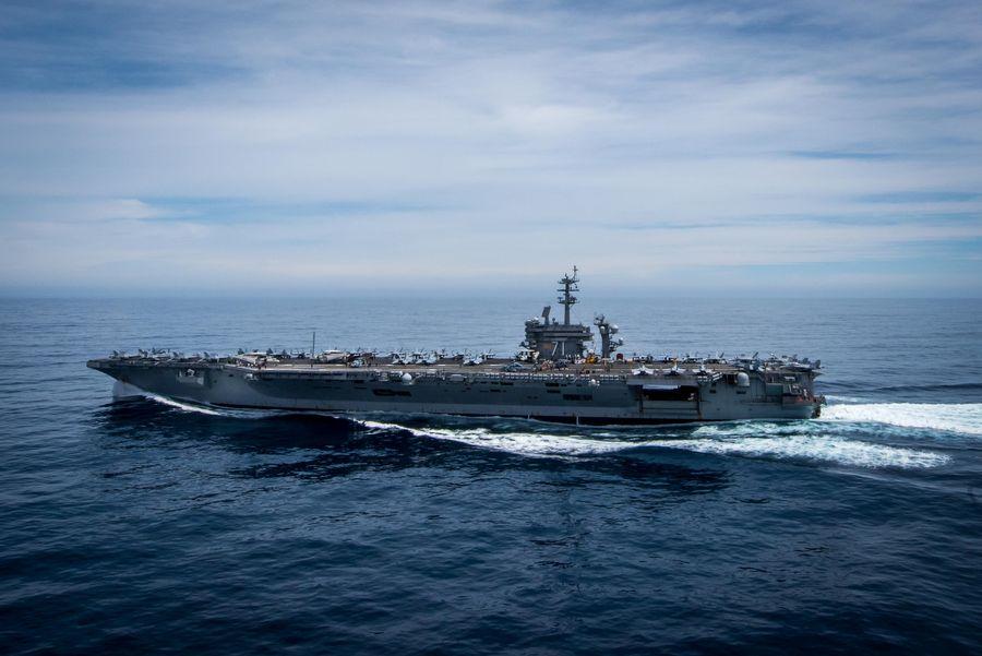 Over 700 aboard USS Theodore Roosevelt test positive for coronavirus