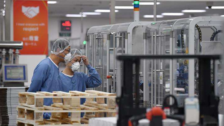 More Chinese small firms to get loans with taxpaying records