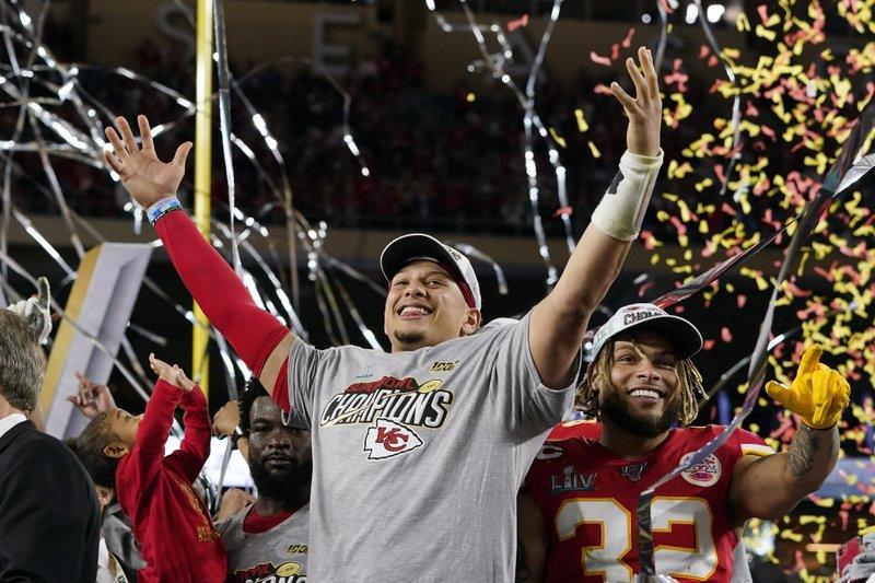 Chiefs, Mahomes eye record-setting deal following NFL draft