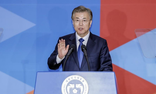 Moon's election win to spur S.Korea's diplomacy