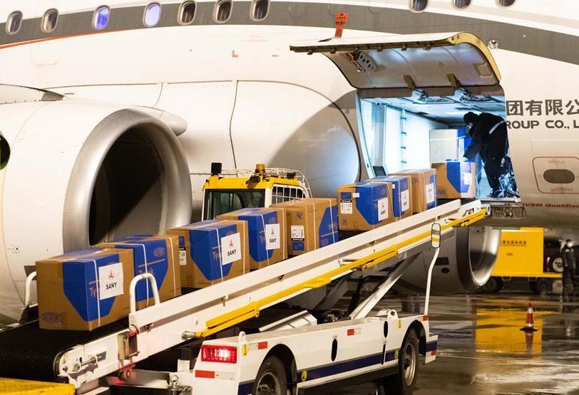 CAAC issues safety notice on passenger aircraft for cargo flights