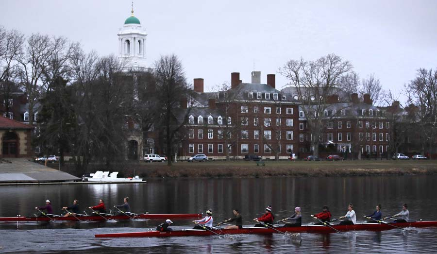 Harvard says not to accept federal emergency relief funds
