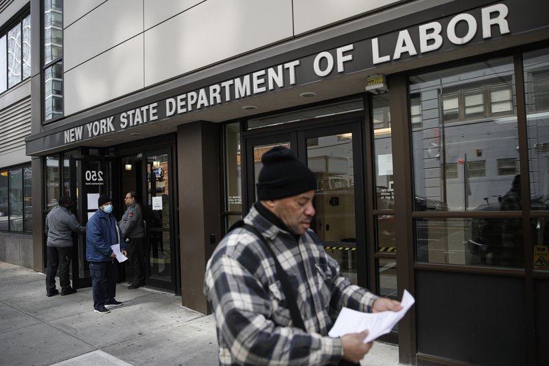 26 million have sought US jobless aid since virus hit