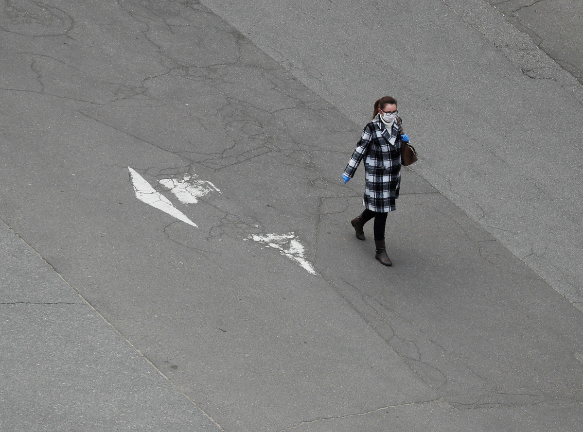 Ukraine extends quarantine until May 11