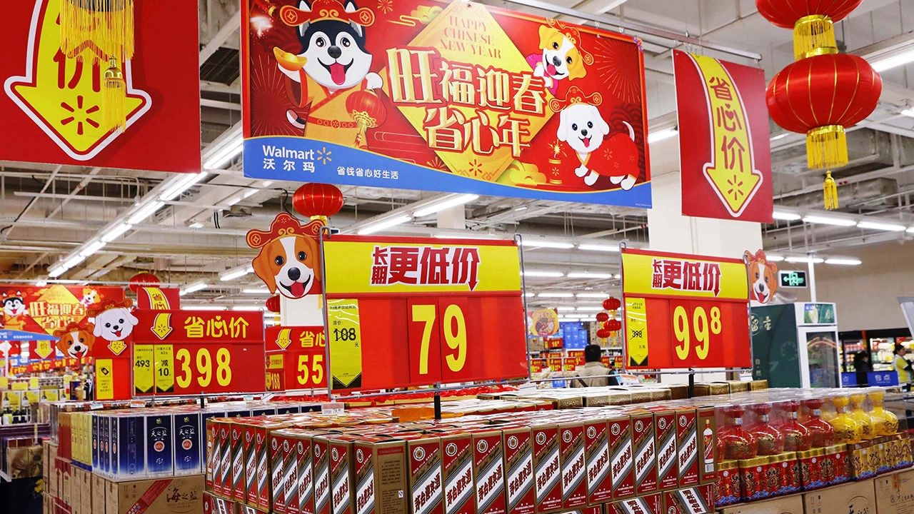 Shanghai to hold months-long shopping festival to stimulate consumption