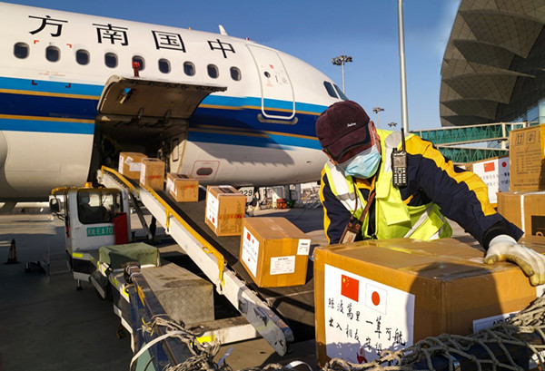 Passenger jets converted to boost air freight space