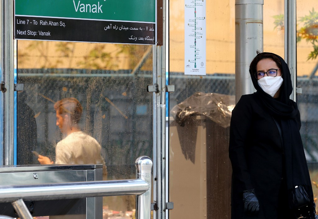 Iran's COVID-19 cases rise to 87,026 with 1,030 new infections