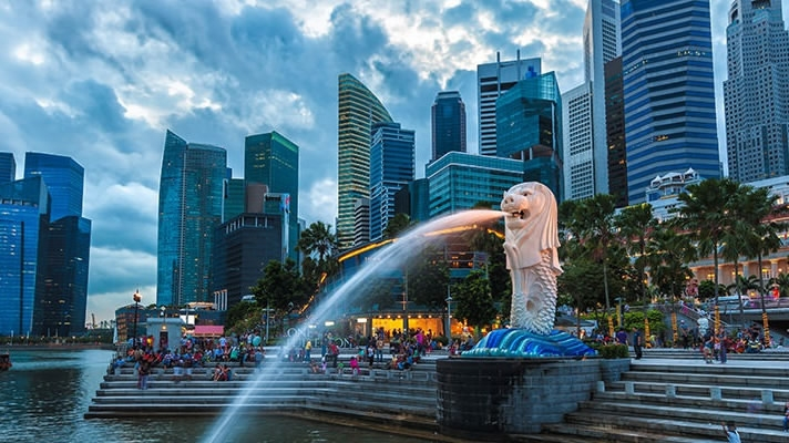 Singapore's manufacturing output rises 16.5 pct in March
