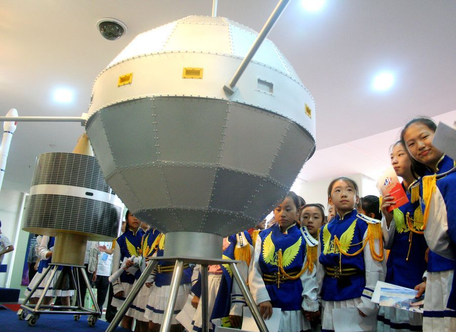 China recollects first satellite stories after entering space for 50 years