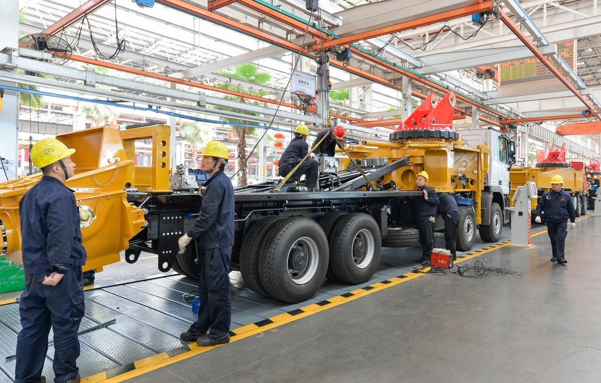 China heavy equipment maker Sany profit surges 83% in 2019