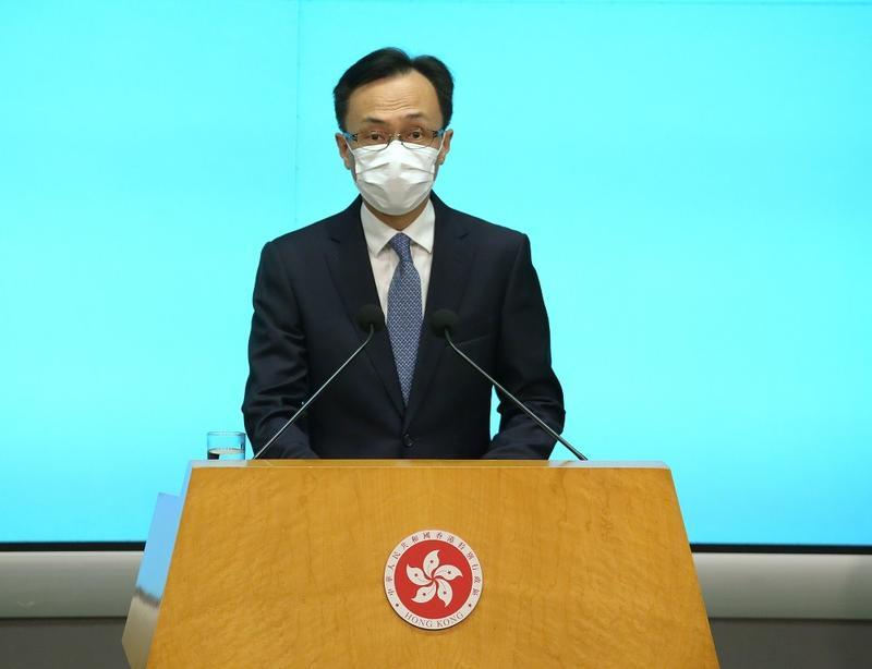 HK civil servant chief stresses need for political neutrality
