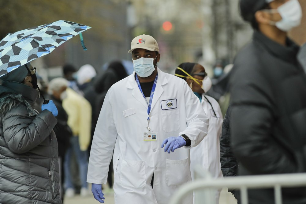 Antibody testing suggests 2.7 mln in New York state could be infected with coronavirus