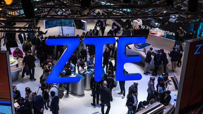 China's ZTE sees profit decline in Q1