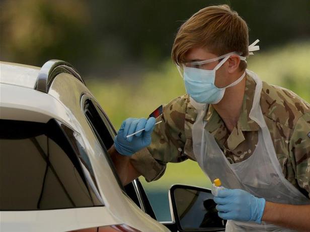 UK starts tracking coronavirus in general public as COVID-19 hospital deaths hit 18,738
