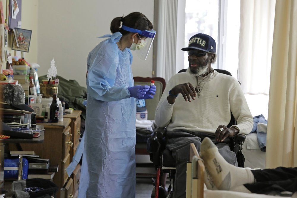 10,000 deaths: US Ravaged nursing homes plead for more testing