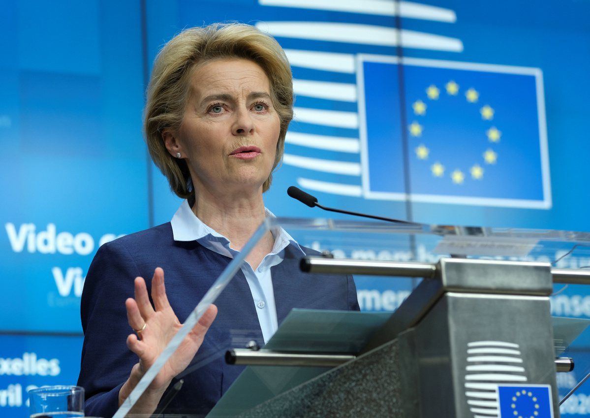 EU eyes war chest for recovery