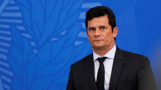 Brazil's justice minister Sergio Moro resigns