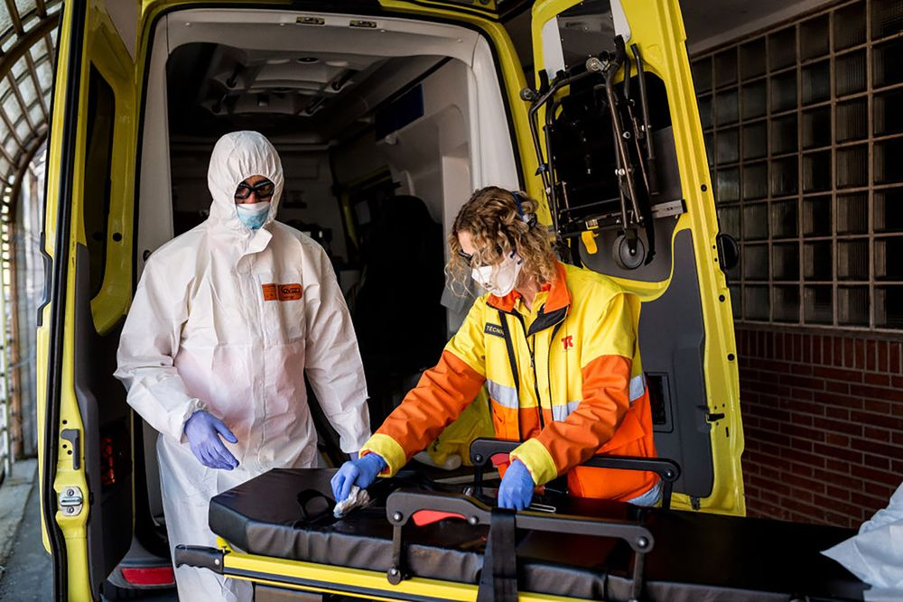 Spain's coronavirus death toll rises to 22,902