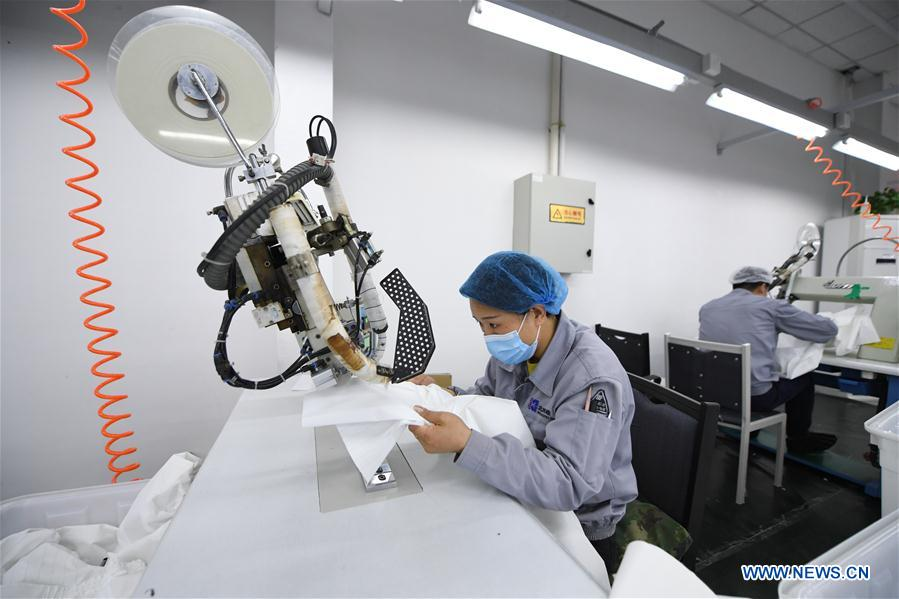China's first reusable medical protective suit gains market approval